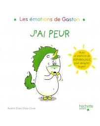 Les émotions de Gaston - J'ai peur avec un exercice de sophrologie pour dompter la peur