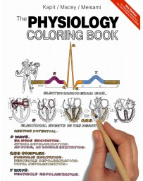 The Physiology Coloring Book   2nd edition Revisde and Expanded