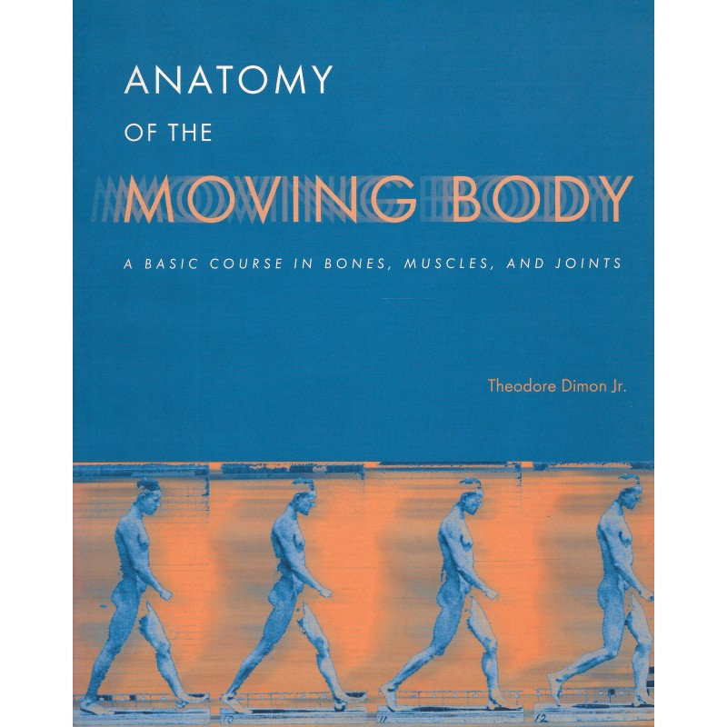 Anatomy Of The Moving Body A Basic Course In Bones Muscles And Joi