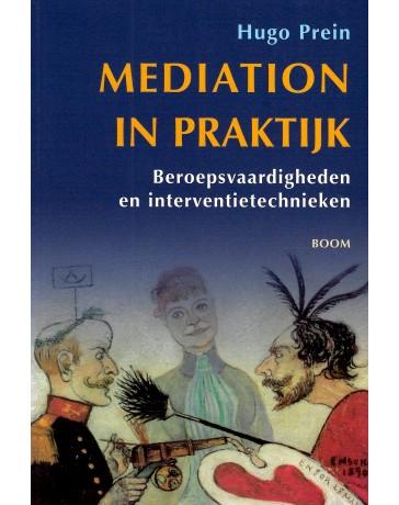 Mediation in praktijk - Beroepsvaardigheden en interventietechnieken