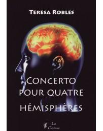 Concerto pour quatre hémisphères    (Bleu - légèrement abîmé)