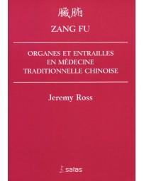 Zang Fu - Organes et entrailles en médecine traditionnelle chinoise (Bleu - légèrement abîmé)