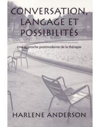 Conversation, langage et possibilités (Bleu - légèrement abîmé)