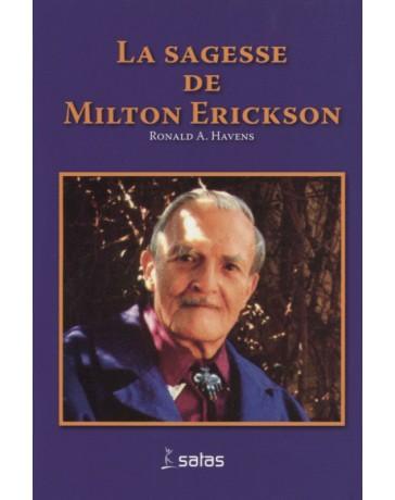 La sagesse de Milton Erickson   (Bleu - légèrement abîmé)