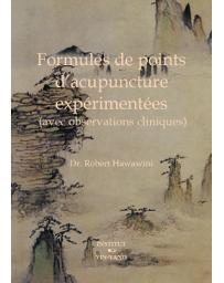 Formules de points d'acupuncture expérimentées