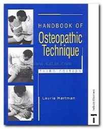 Handbook of Osteopathic Technique  3rd Edition