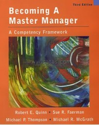 Becoming A Master Manager. A Competency Framework