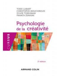 Psychologie de la créativité    2e édition