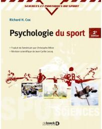 Psychologie du sport    2e édition