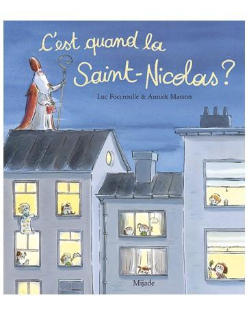 C'est quand la Saint-Nicolas ?
