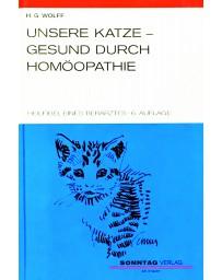 Unsere Kätze - Gesund durch Homöopathie    6. Auflage