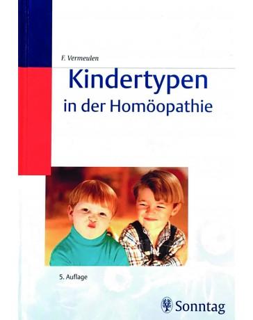 Kindertypen in der Homöopathie    5. Auflage