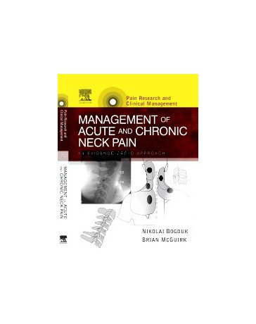 Management of acute and chronic neck pain - an evidence-based approach