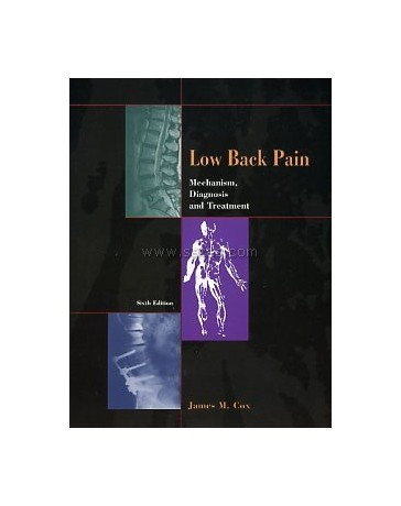 Low Back Pain - Mechanism, Diagnosis and Treatment  6th edition