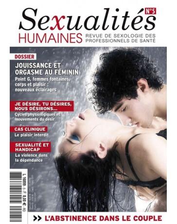 """Revue Sexualités Humaines n°05 - """"Jouissance et orgasme au féminin"""""""