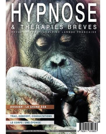 Revue Hypnose et Thérapies Brèves n°54