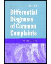 DIFFERENTIAL DIAGNOSIS OF COMMON COMPLAINS
