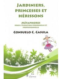 Jardiniers, princesses et hérissons    (Rouge - fortement abîmé)