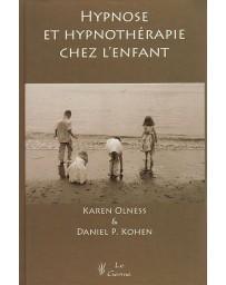 Hypnose et hypnothérapie chez l'enfant    (cartonné - bleu - légèrement abîmé)