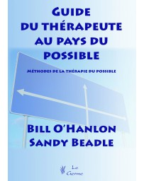 Guide du thérapeute au pays du possible    (Bleu - légèrement abîmé)