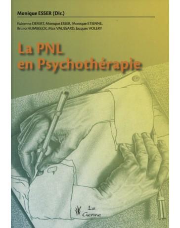 La PNL en psychothérapie    (Jaune - moyennement abîmé)