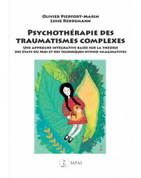 Psychothérapie des traumatismes complexes    (Bleu - légèrement abîmé)