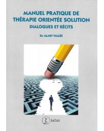 Manuel pratique de thérapie orientée solution - Dialogues et récits    (Bleu - légèrement abîmé)