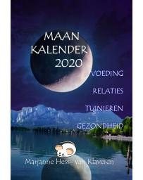 Maan Kalender 2020 - voeding, relaties, tuinieren, gezondheid