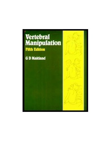 Vertebral Manipulation     5th edition