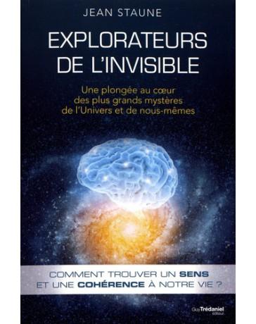 Explorateurs de l'invisible -  Une plongée au coeur des plus grands mystères...