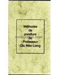 Méthodes de puncture du Professeur Qiu Mao Liang    (DVD + VIDEO)