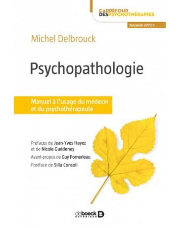 Manuel à l'usage du médecin et du psychothérapeute    3e édition