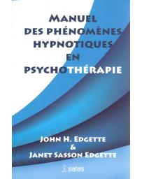 Manuel des phénomènes hypnotiques en psychothérapie    (Bleu - légèrement abîmé)