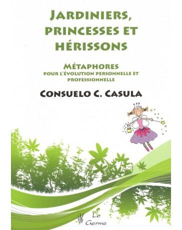 Jardiniers, princesses et hérissons    (Jaune - moyennement abîmé)