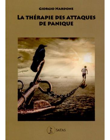 La thérapie des attaques de panique    (Bleu - légèrement abîmé)
