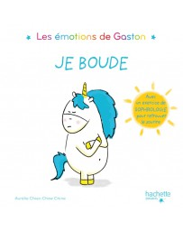 Les émotions de Gaston - Je boude