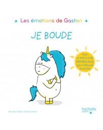 Les émotions de Gaston - Je boude