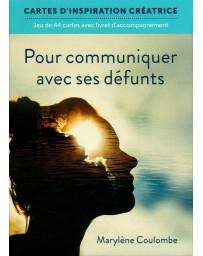Pour communiquer avec ses défunts - Cartes d'inspiration créatrice    Boîtier