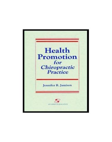 Health Promotion for Chiropractic Practice