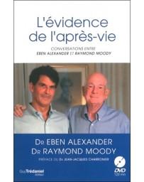 L'évidence de l'après-vie -Conversations (Livre + DVD)