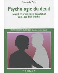 Psychologie du deuil - Impact et processus d'adaptation au décès d'un proche