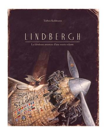 Lindberg - La fascinante aventure d'une souris volante