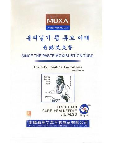 Mini-moxa Nanyang adhésifs - fumée réduite, sans odeur  (180 pcs/boîte)