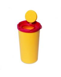 Sharps box 0.7 L capacity  SEIRIN ref 1004882 (W14040)