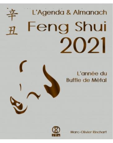 L'Agenda   Almanach Feng Shui 2021   L'année du Buffle de Métal
