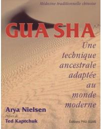 Gua Sha - Une technique ancestrale adaptée au monde moderne (légèrement abîmé - bleu)