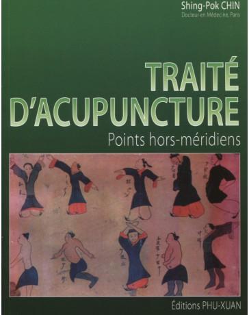 Traité d'Acupuncture - Points Hors Méridiens (légèrement abîmé - bleu)