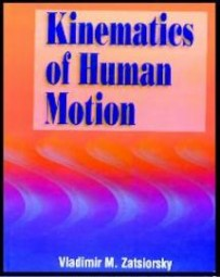 Kinematics of Human Motion