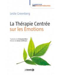 La thérapie centrée sur les émotions