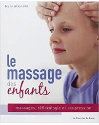 Le massage des enfants